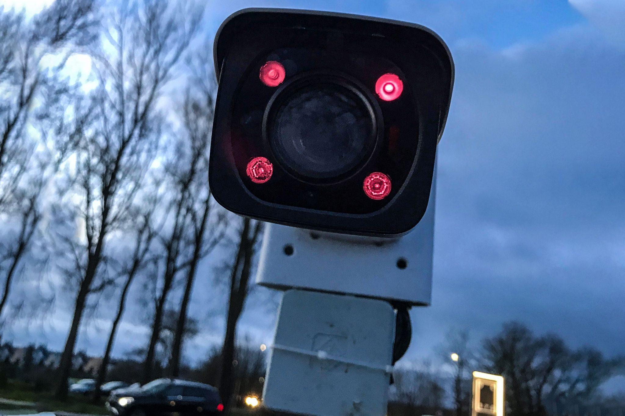 kamera til adfærdsstyring